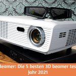 3D beamer test