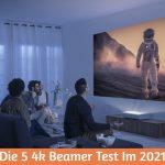 4k beamer test